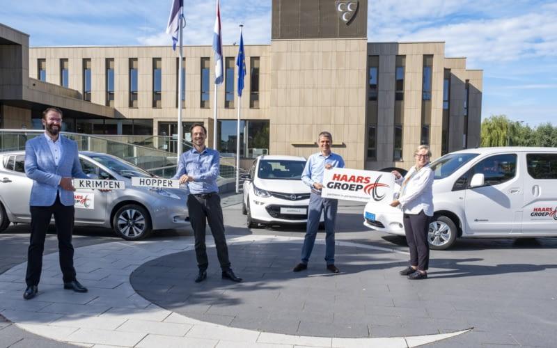Samenwerking Gemeente Krimpen aan de IJssel met HaarsGroep