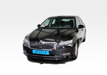 HaarsGroep Skoda Superb
