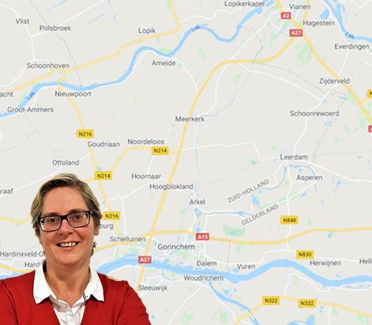 HaarsGroep Regiomanager Gorinchem Mariiëlle Wesdijk