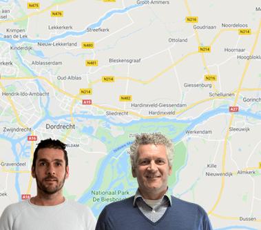 HaarsGroep regio Drechtsteden, Barendrecht e.o.
